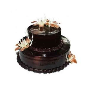 2-Tier-Chocolate-Cake-From-