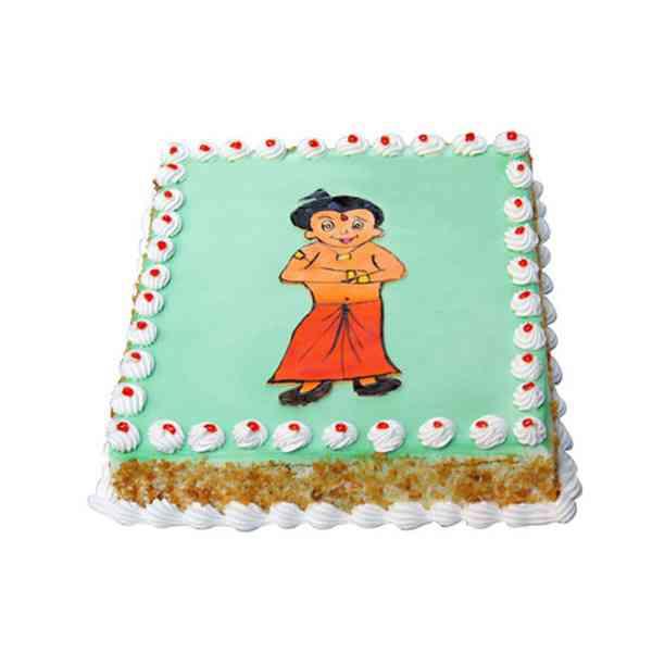Chhota-Bheem-Photo-Cake