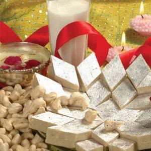 Dry-Fruits-With-Kaju-Burfi