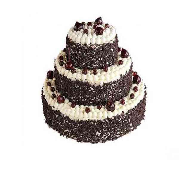 Eggless-3-Tier-Black-Forest