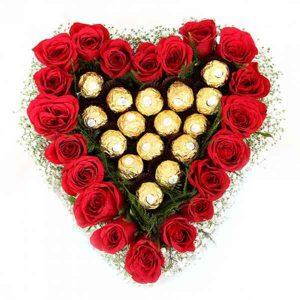 Ferrero-Rocher-With-Roses-H