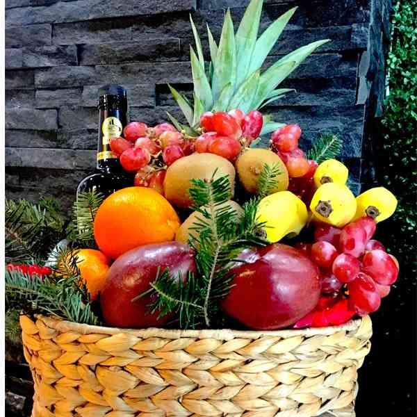 Fresh-Fruits-Basket