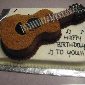 Guitar-Cake