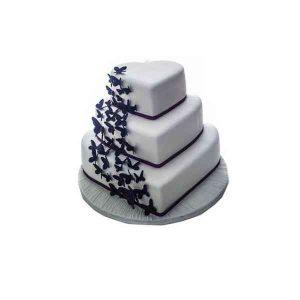 Heart-Shape-3-Tier-Cake