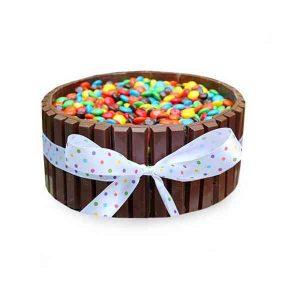 Kitkat-Cake