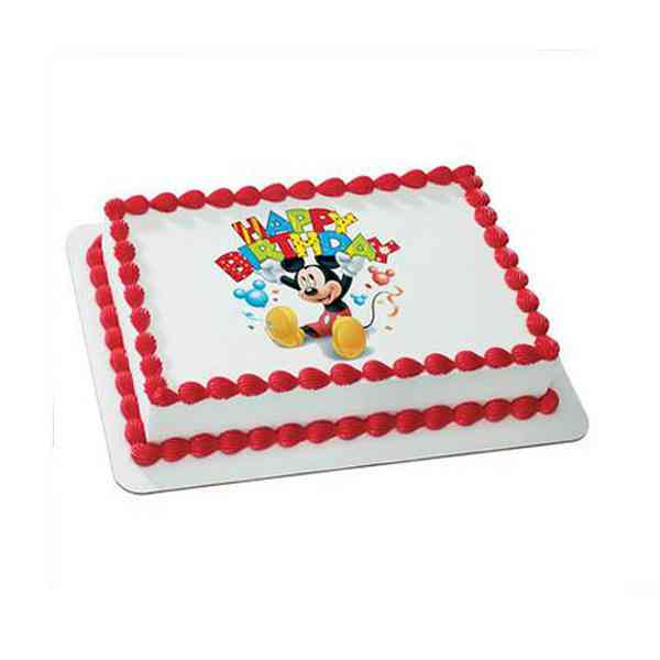 Mickey-Mouse-Photo-Cake