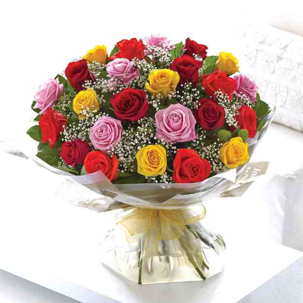 Mixed-Roses-Bouquet