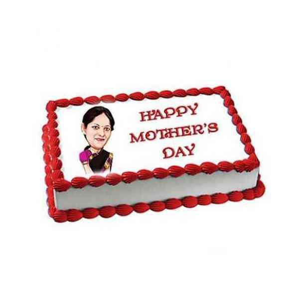 Mom-Photo-Cake