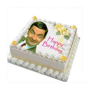 Mr-Bean-Photo-Cake