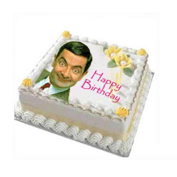 Mr-Bean-Photo-Cake