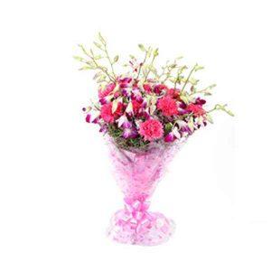 Orchids-&-Carnations-Arrang