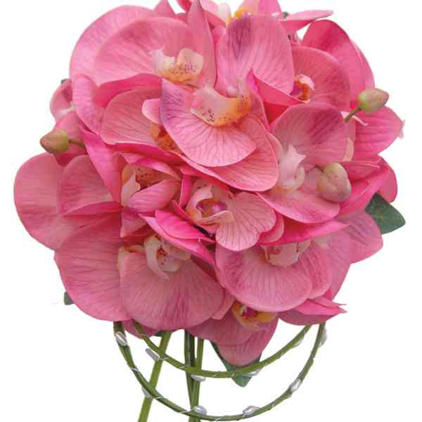 Pink-Orchid-Bouquet