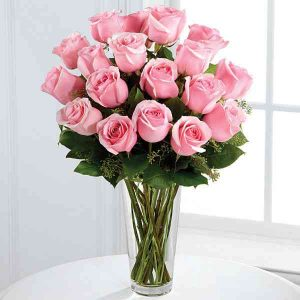 Pink-Roses-Vase