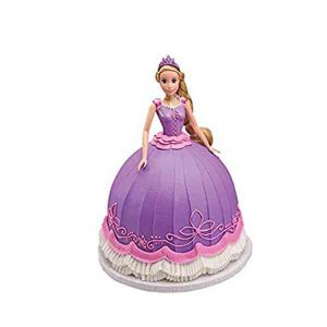 Princess-Doll-Cake