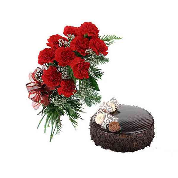 Red-Carnations-&-Chocolate-
