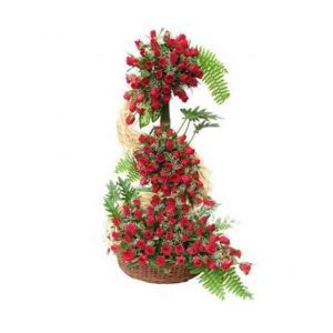 Red-Roses-Tall-Arrangement