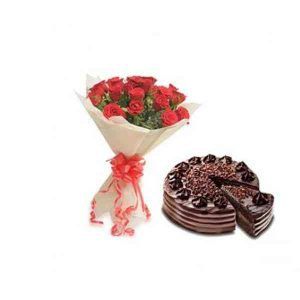 Red-Roses-With-Choco-Chip-C