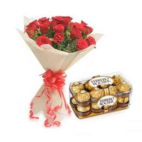 Red-Roses-With-Ferrero-Roch
