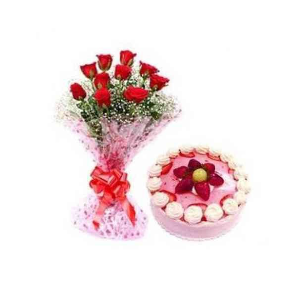 Red-Roses-With-Strawberry-C