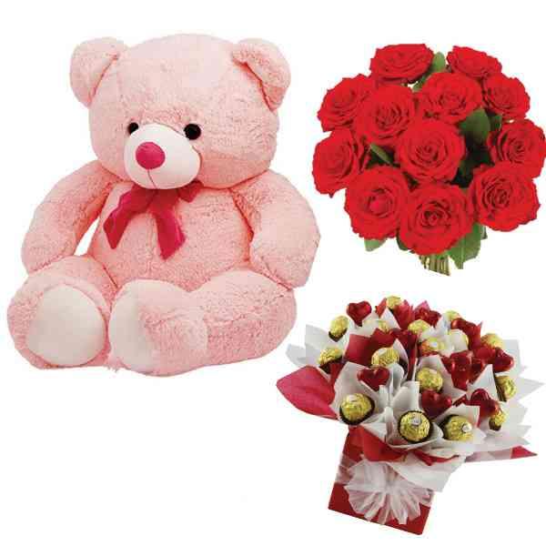 Roses-Teddy-Ferrero-Rocher