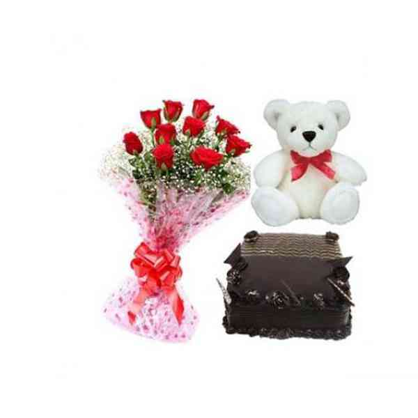 Roses,-Teddy-With-Square-Ch