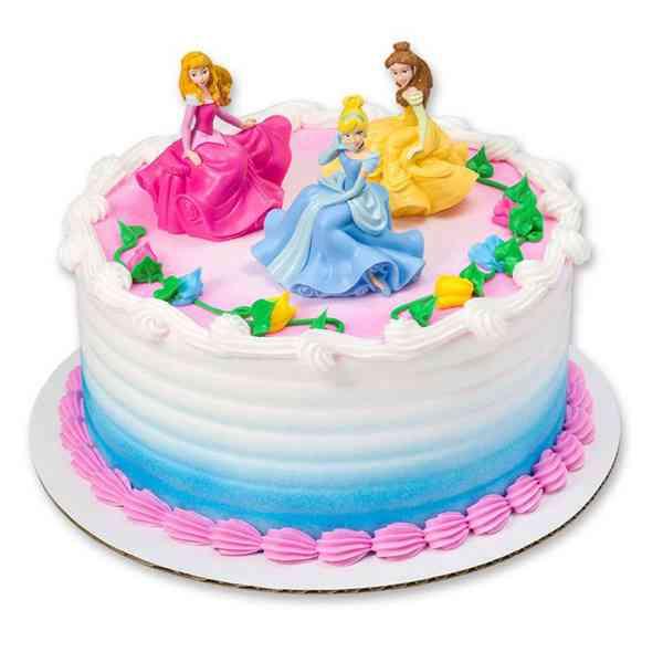 Round-Photo-Cake