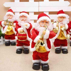 Singing-Santa