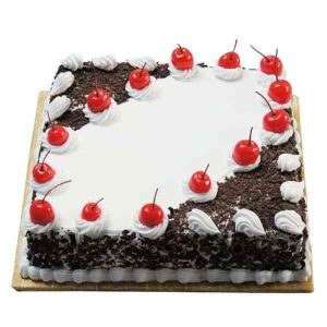 Square-Black-Forest-Cake