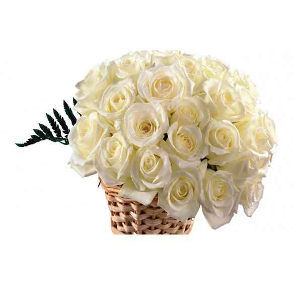 White-Roses-Basket