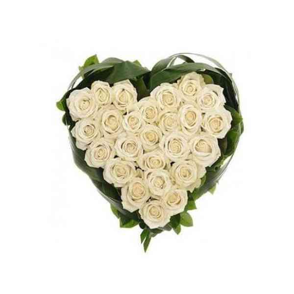 White-Roses-Heart-Arrangeme