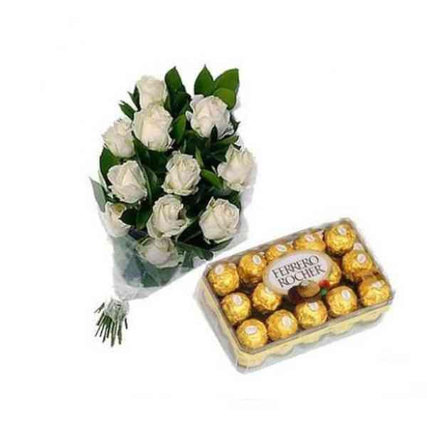 White-Roses-With-Ferrero-Ro