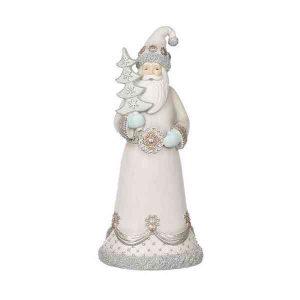 White-Snow-Santa