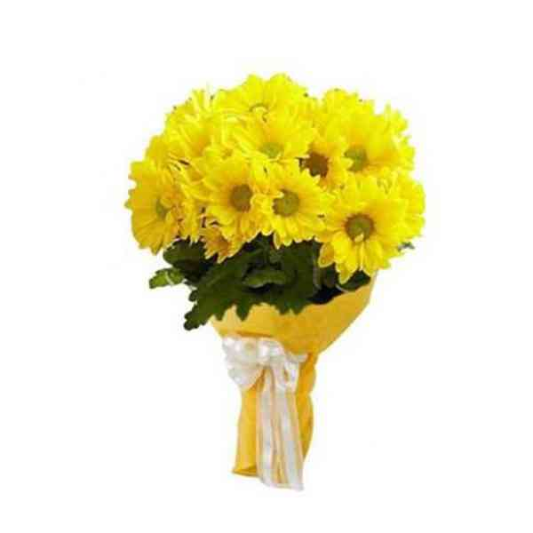 Yellow-Gerbera-Bouquet